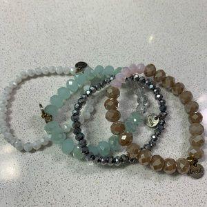Bracelet set (4)